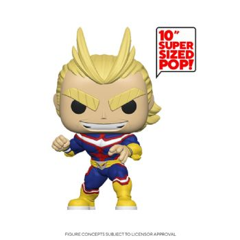 "Funko Pop! Vinyl My Hero Academia 10"" All Might Figure"